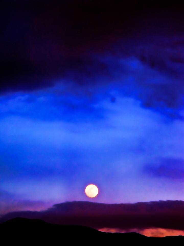 New Mexico Dusk