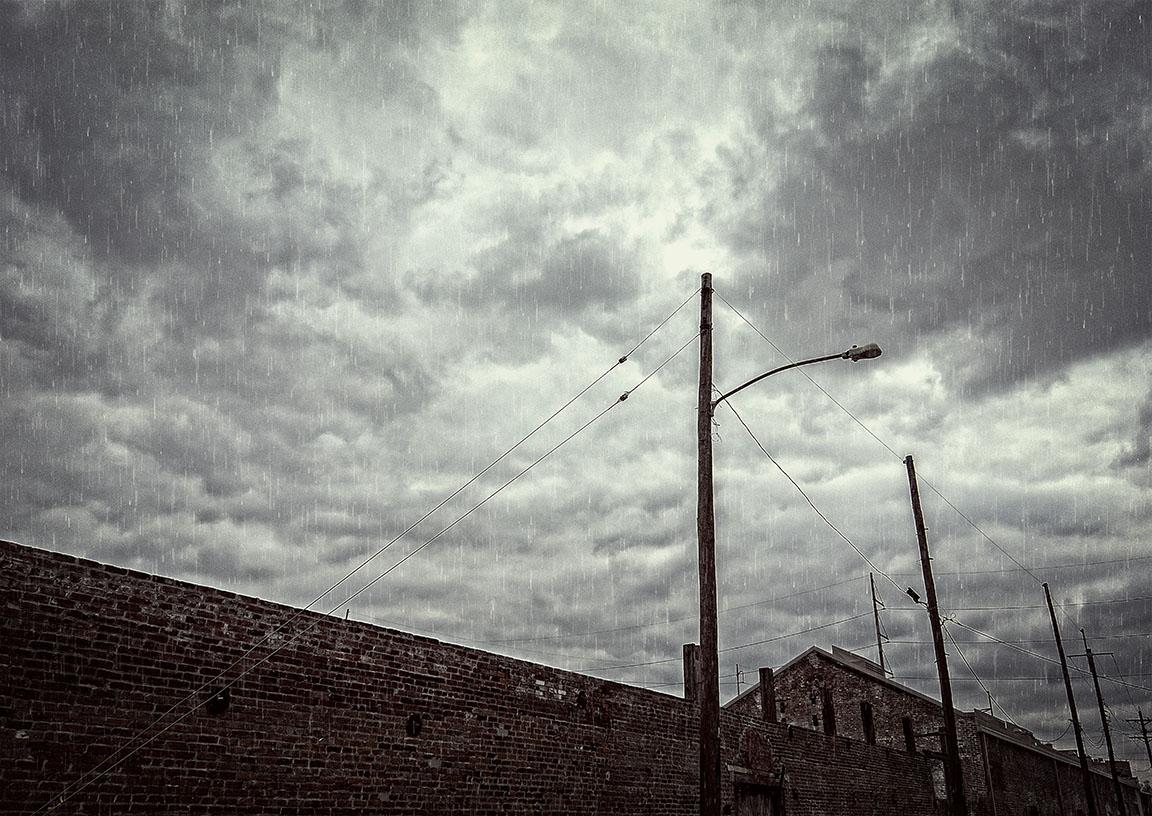 Rain & Bricks