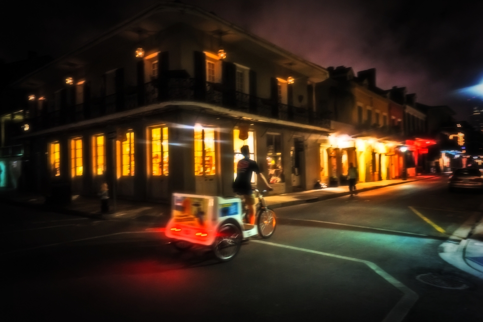 French Quarter Glow