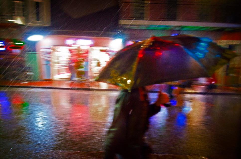 Quarter Rain