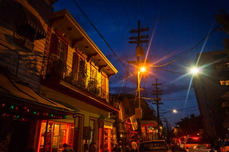 There is nothing like a hot summer night in The French Quarter or on Frenchman Street.