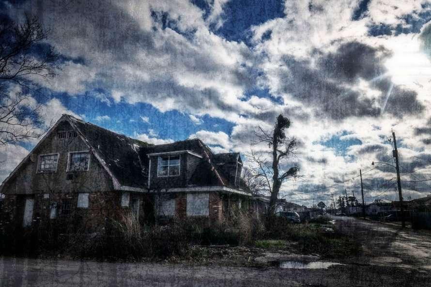 Broken Streets.