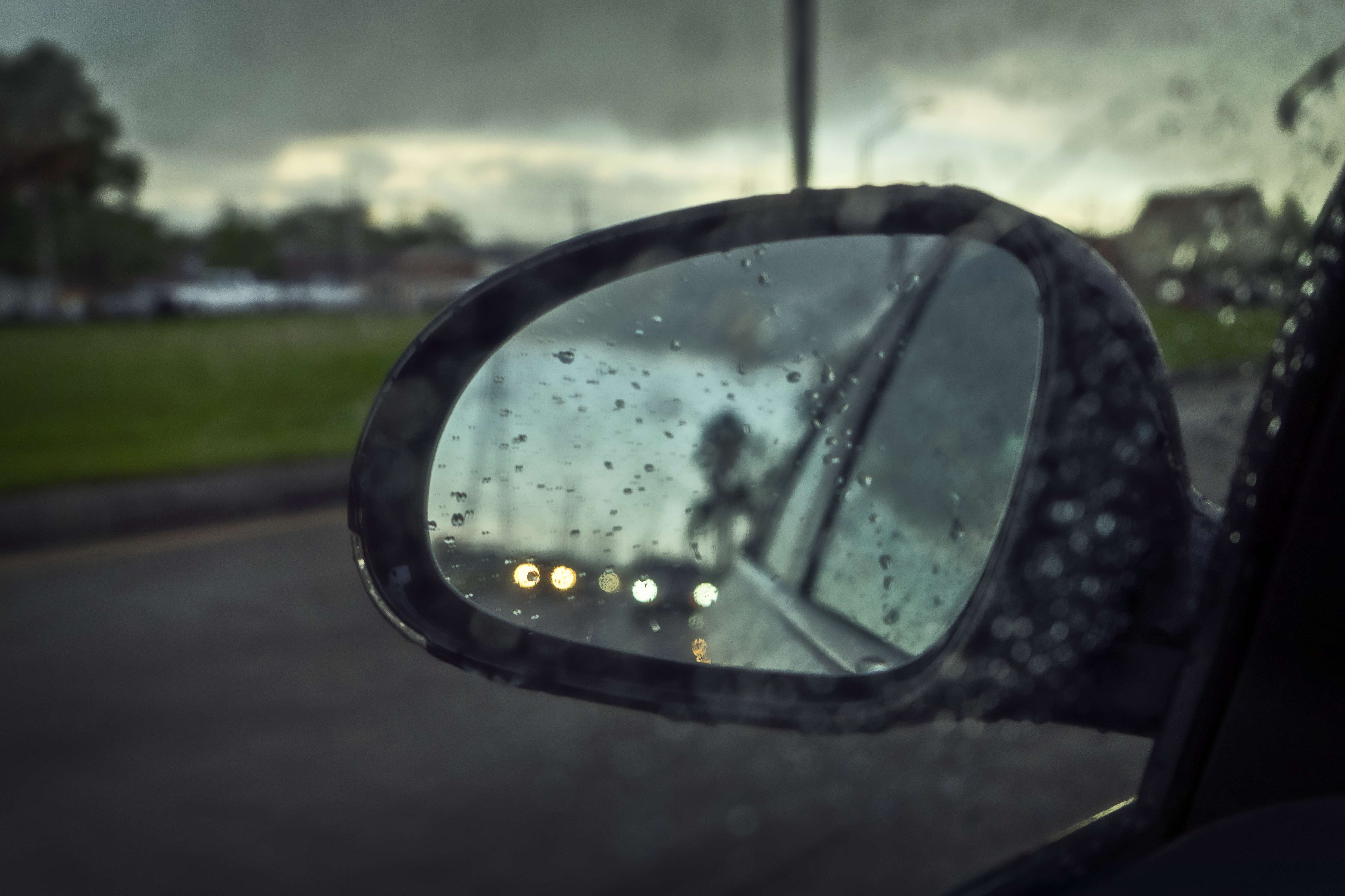 Stormy day.