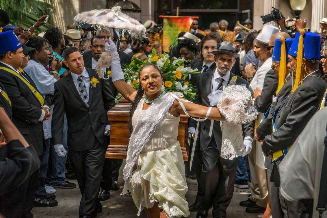 Jazz Funeral for Lionel Ferbos