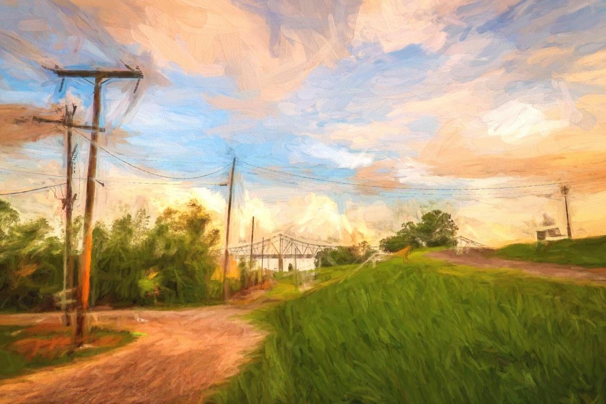 Something like Van Gogh