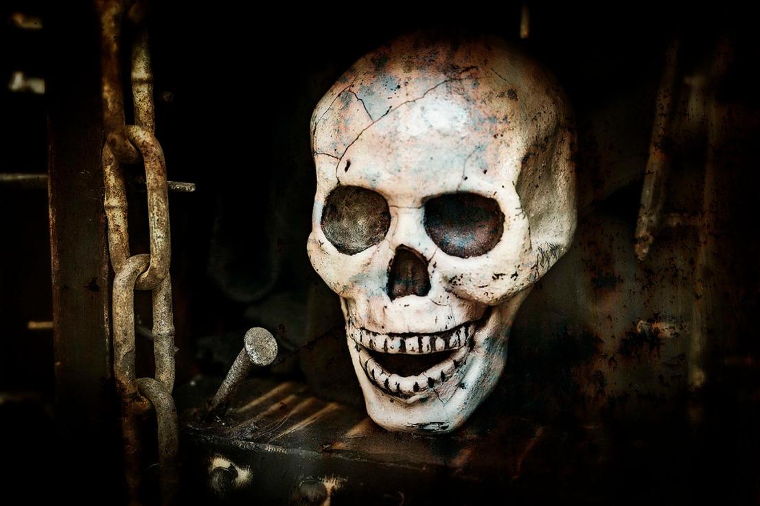 Skulls and Nails.