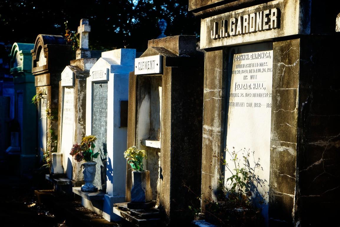 Lafayette Cemetery No 2.