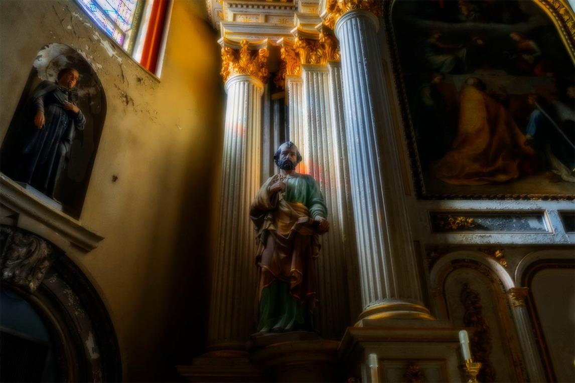 St. Alphonsus.