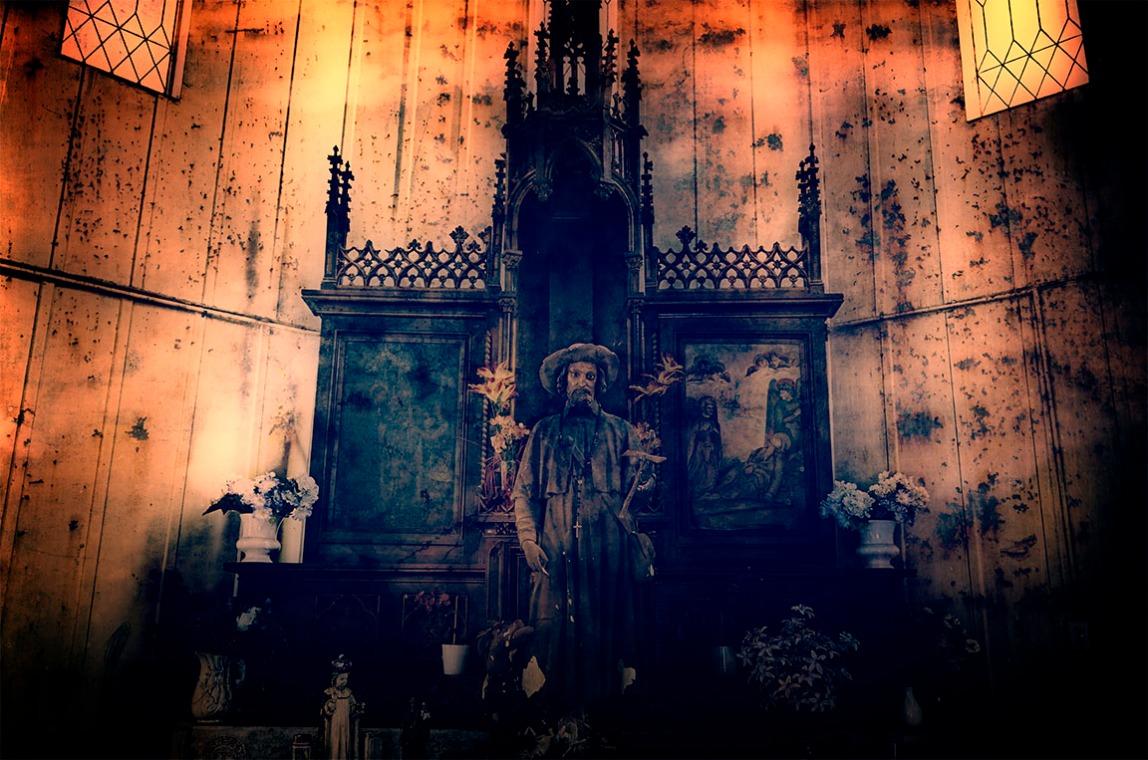 St. Roch Reworked.