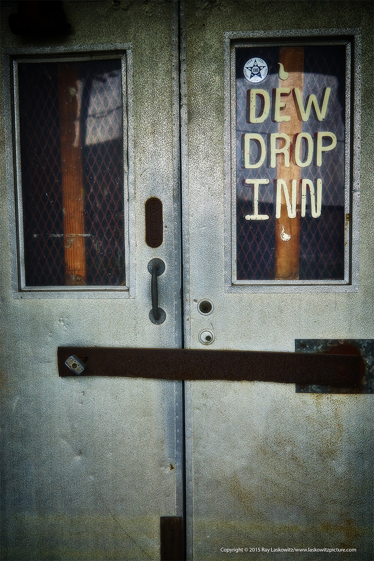 The Dew Drop Inn, LaSalle Street, Central City, New Orleans,