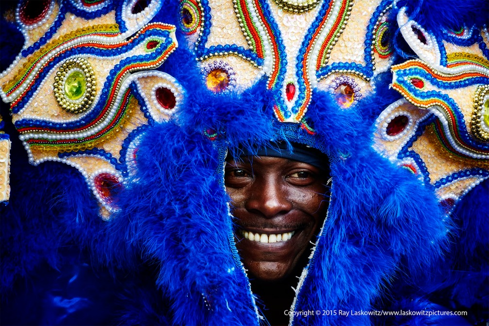 Downtown Mardi Gras Indians