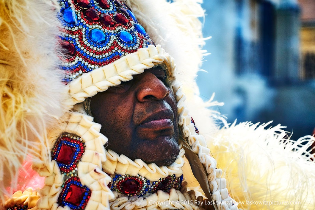 Mardi Gras Indians