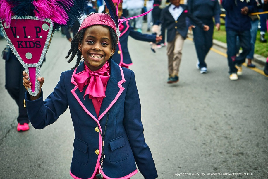Happy Parader