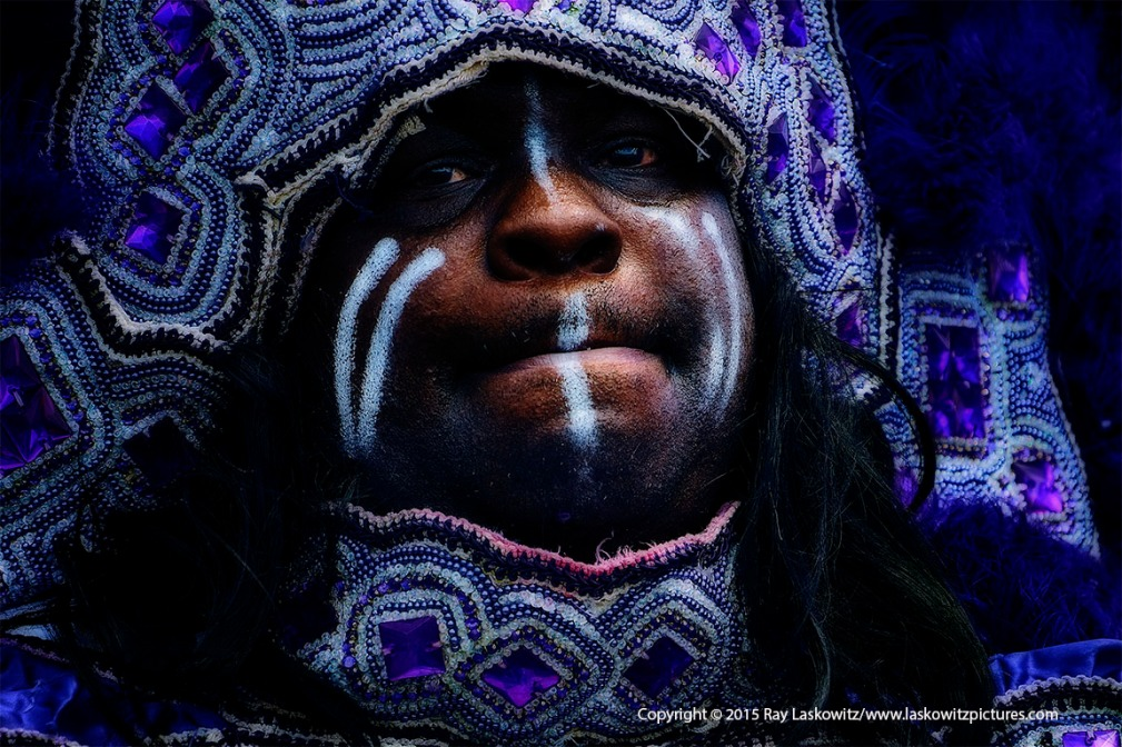 Purple Big Chief
