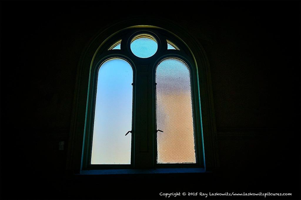 Window detail.