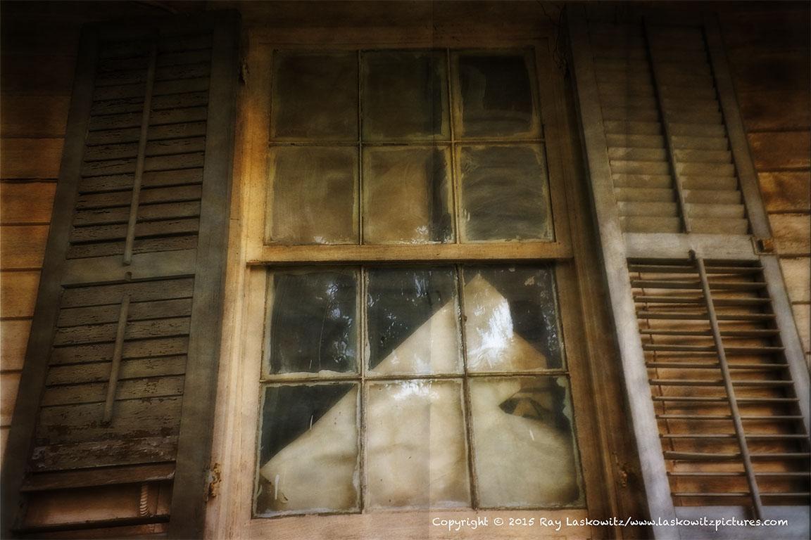 Abandoned windows.