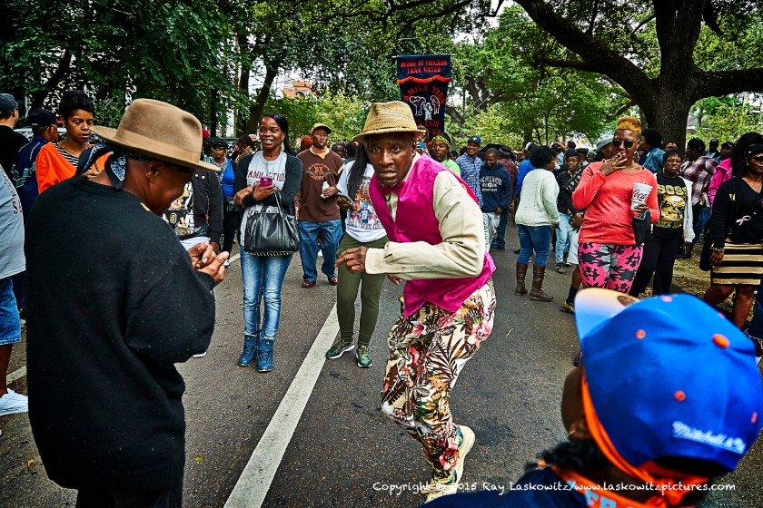 Second Line Dancing. Four.