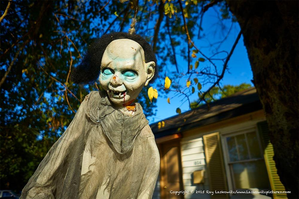 A little Halloweenish