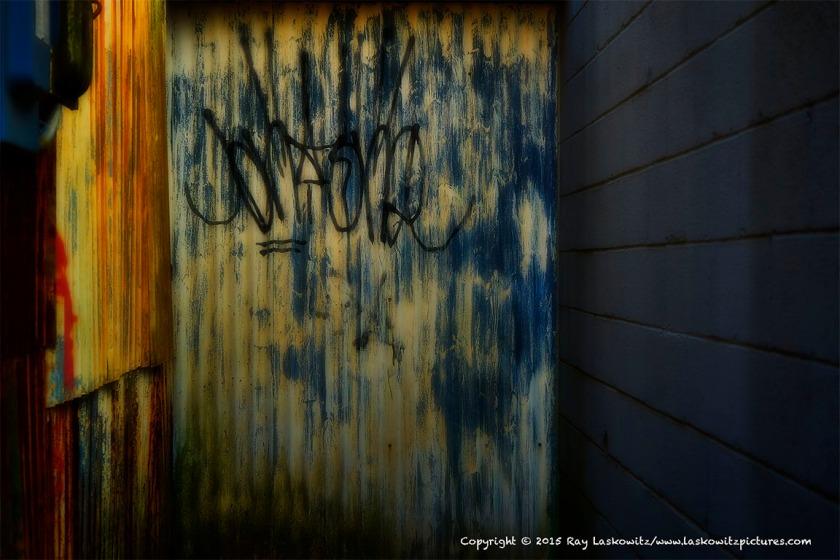 Walls and Graffiti