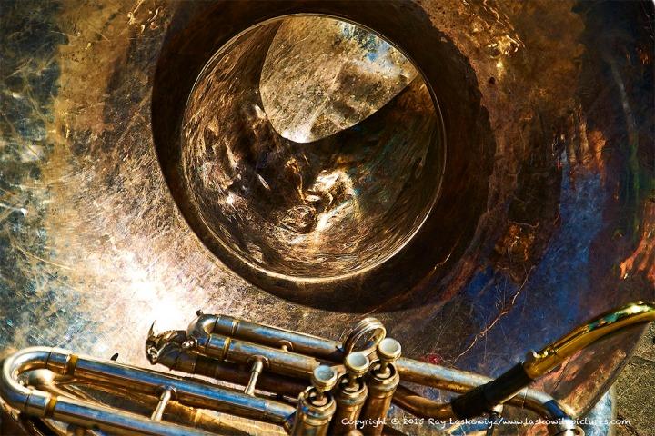 Tuba or something like that...