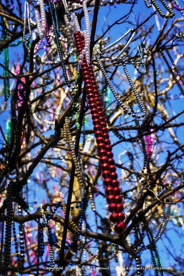 Bead tree.