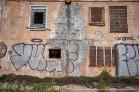 Patterns and graffiti.