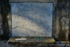 Beads in Lafayette Cemetery No 1.