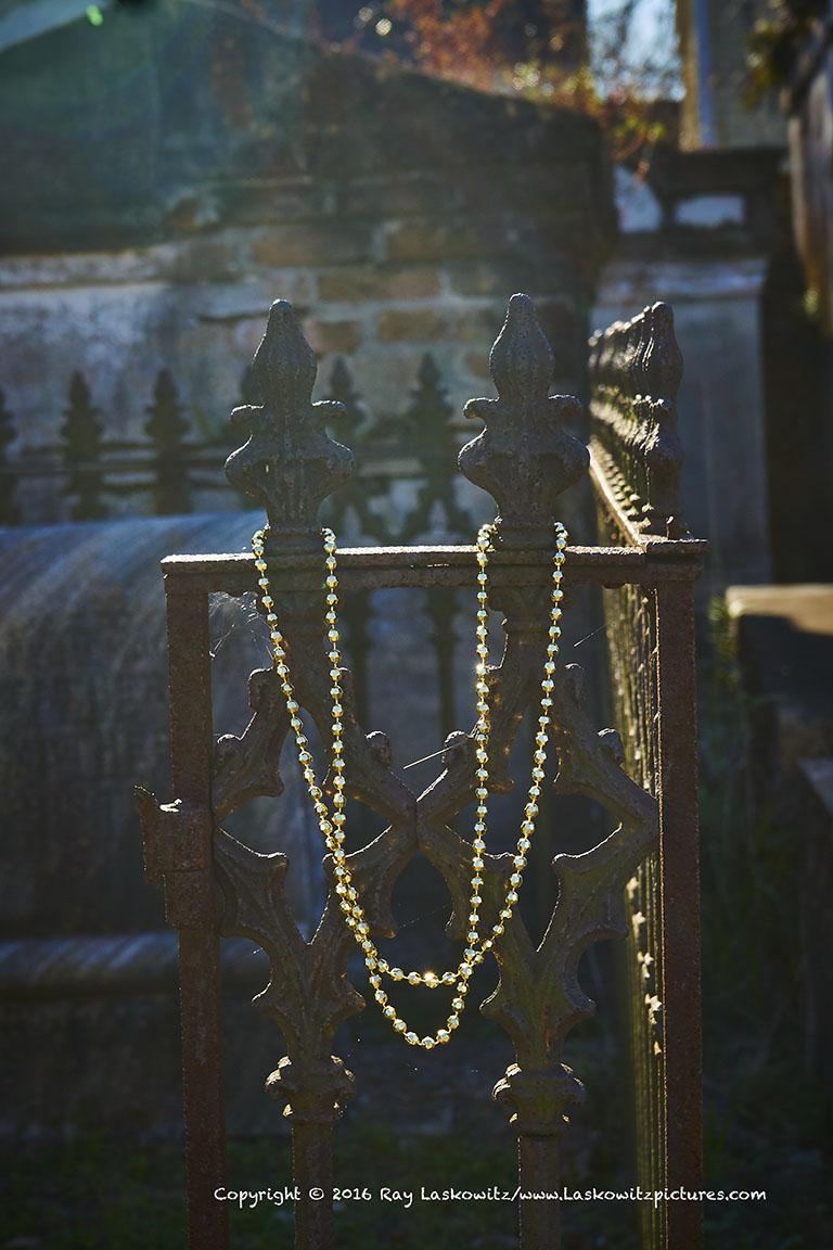 Sunlight beads.