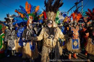Zulu Tramp chant.