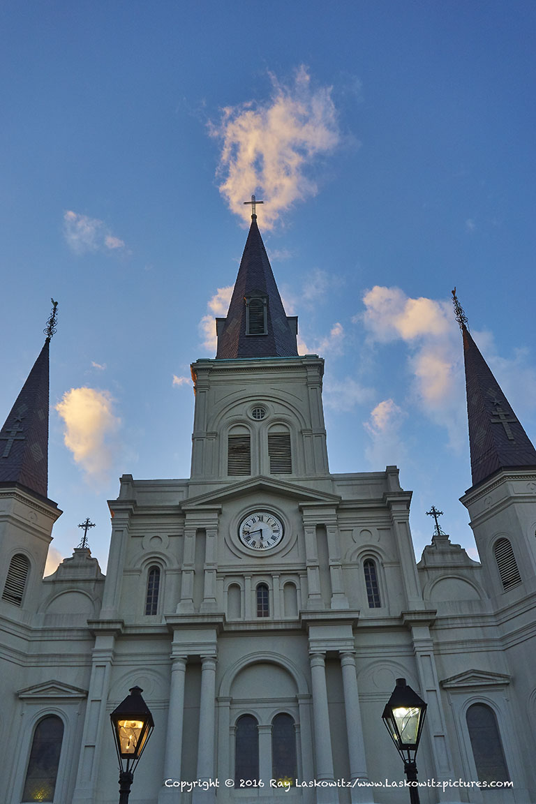 Heavenly cathedral.
