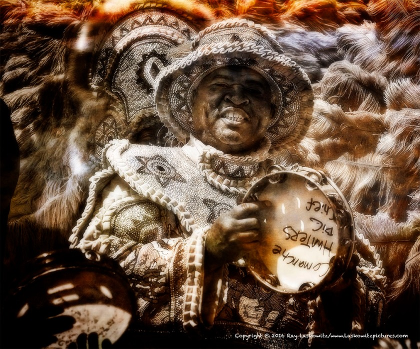 Big Chief another way.