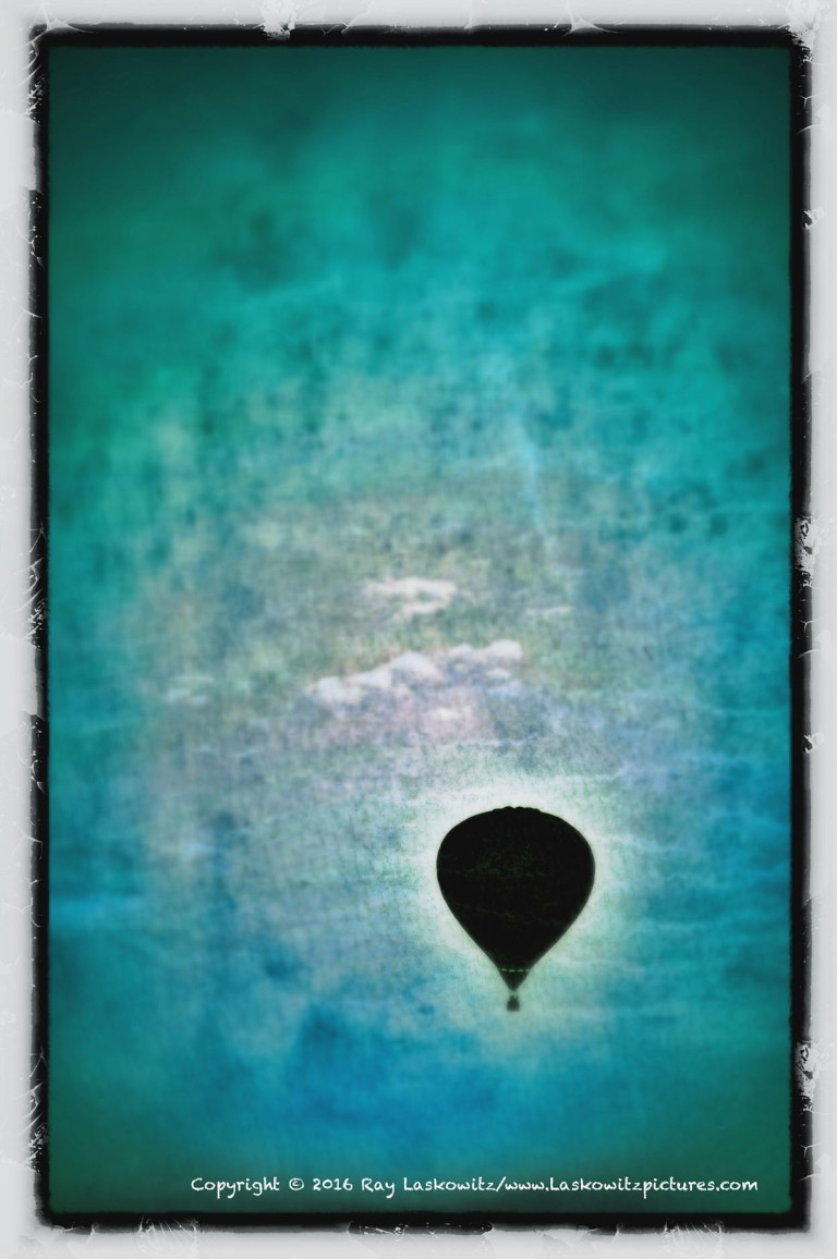 New Mexican balloon.