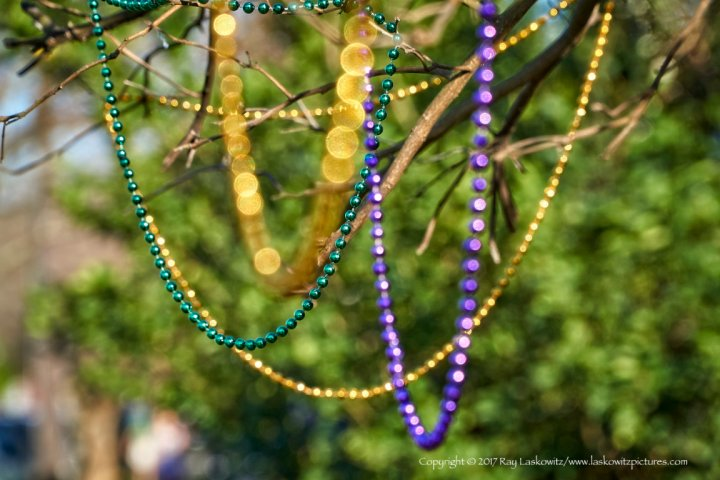 Starting a bead tree.