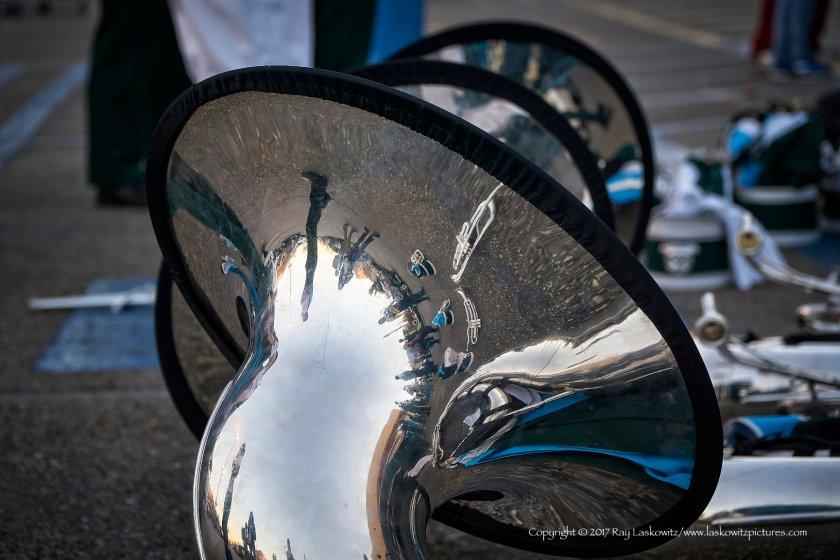Reflections of Mardi Gras.