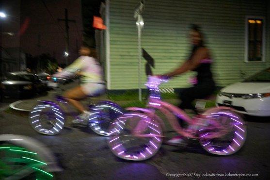 Rolling, Krewe du Vieux, Mardi Gras 2017, Treme, New Orleans