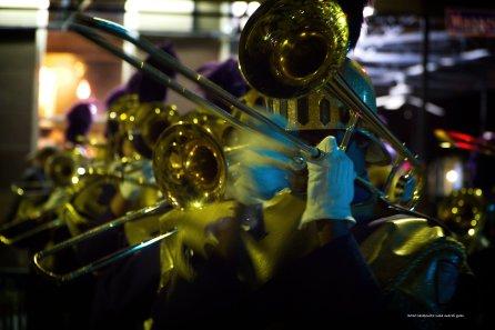 Brass, brass, brass.
